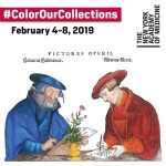 Graphic for the Color Our Collections 2019 event